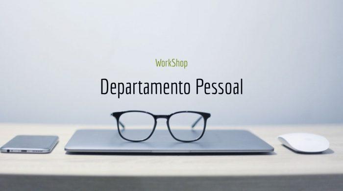 WorkShop Departamento Pessoal 2