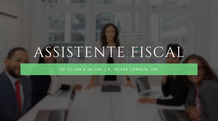 Assistente Fiscal T1